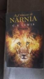 Livro As Crônicas de Nárnia- C. S. Lewis