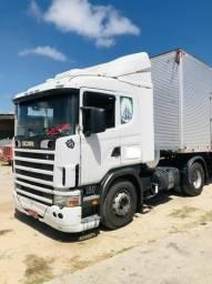 Scania 124 400 4x2 - 2004