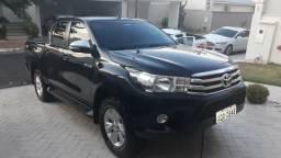 Toyota Hilux SRV 4x4 2.8 2016 Diesel Automática Completa - 2016