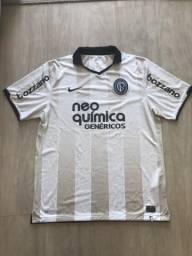 Camisa Nike Corinthians centenário Ronaldo c5d67b63a9188