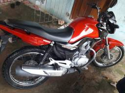 HONDA FAN150 ESDI 2015 SEMI NOVA 2015