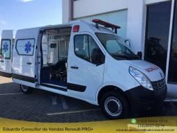 Ambulância L2H2 UTI 2021 0km LifeCar
