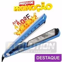 Chapinha Prancha Profissional Titanium Até 450ºf bivolt