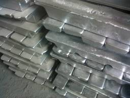 Alumínio Lingote Industrial (Liga 4xxx - Alumínio/Sílicio)
