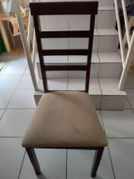 Cadeiras sala de Jantar usadas Jacaúna
