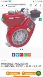 Motor estacionário a diesel  changchai