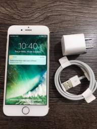 Apple iPhone 6s 128gb De Vitrine Original Bateria 76%