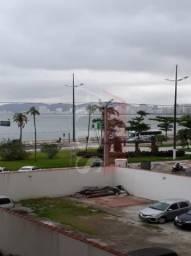 Amplo sobrado para locação na Ponta da Praia, 4 dorms. sendo 3 suítes