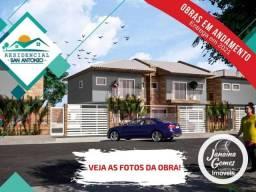 Casa com 3 quartos suítes em condomínio fechado à venda, 86 m² por R$ 525.000 - Piratining