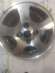 Jogo de rodas aro 13 da Ford