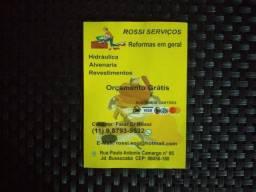 Cursos e serviços de construção civil