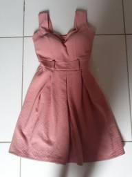 Vestido Estilo Boneca