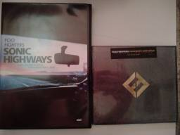 Foo Fighters cd e DVD