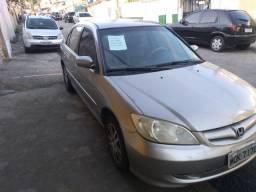 Honda Civic 2006 Lx mecanicors 15000.00 bancos couro 2020 vistoriado
