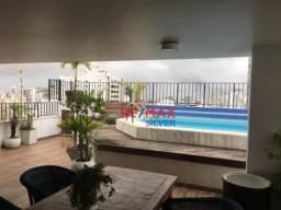 ´Linda cobertura 4/4, mobiliada, com piscina privativa na Vitória