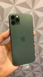 IPhone 11 Pro Max 64G e 256G Novos 01 ano garantia