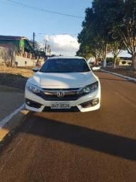 Honda Civic EXL 2017 - 2017