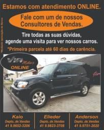 Pajero Full GLS 3.2 4x4 aut diesel 2007 - 2007