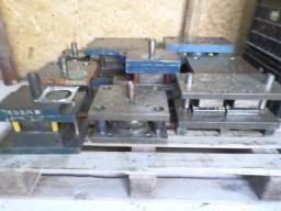 Ferramentas de Estampo p/ Fabricação de Grelhas Inox