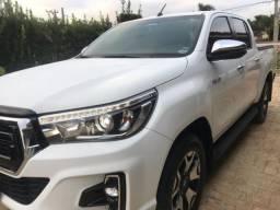 Hilux srx 2.8 4x4 turbo diesel 16 v automática ano 2019