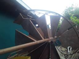Escada caracol 6m