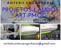 Engenheiro Mecânico PMOC , ART , Projetos , Responsabilidade Técnica
