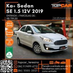 Ka+ sedan 1.5 12V 2019