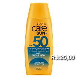 Protetor solar FPS 50