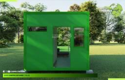 Loft - Conceito aberto - Casa 18m² - Alto Padrão