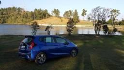 Honda Fit EXL Automático CVT 2015