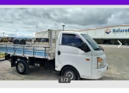 Autônomo com caminhão HR- F1000 - 3/4