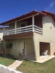 Casa duplex com piscina e 04 quartos no Guriri - Aluguel para temporada