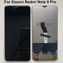 Tela / Display Xiaomi Redmi Note 8 Pro - Já instalada!!!