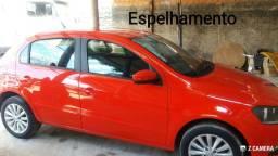 Espelhamento automotivo para carro pequeno