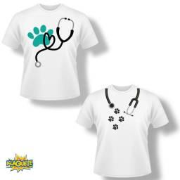 Camisa personalizada de profissão