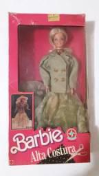 Boneca Barbie Alta Costura anos 90 Estrela original na caixa