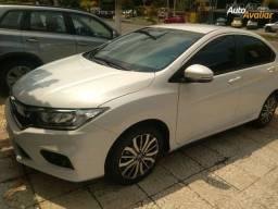 Honda CITY EX CVT 18/19 km 15800