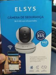 Câmera de Segurança Elsys WIFi