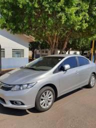 Civic lxr, top, manual e chave reserva