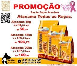 Ração Atacama Super Premium Adulto e Filhote Todas as Raças