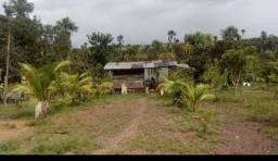 Vendo terreno com casa (38.000)