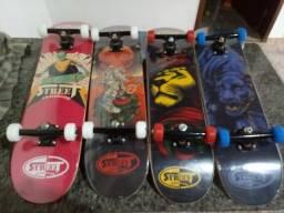 Skates Profissionais Novos
