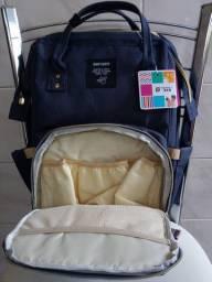 Bolsa Mochila Maternidade Importada Original !!