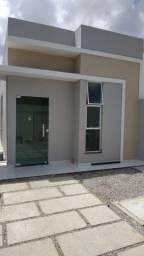 Casa 02 Quartos Moderna com Preço Popular