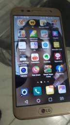 Célula Smartfone LG k 10 vendo ou troco