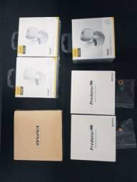 Fones Bluetooth Baseus,Awei e Anomoidbuds.
