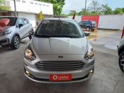 Super Oferta Ford Ka Se Plus 1.5 Aut -Bônus Extra Ipva 2021 Grátis!!!