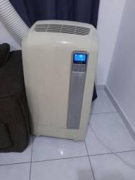 ar condicionado delonghi PAC WE125