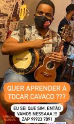 Aula Cavaco / cavaquinho
