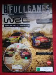 Jogo WRC Fia World Rally Championship + Revista
